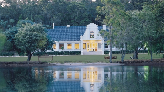 Cape Lodge, Yallingup, Margaret River region, WA © Luxury Lodges of Australia