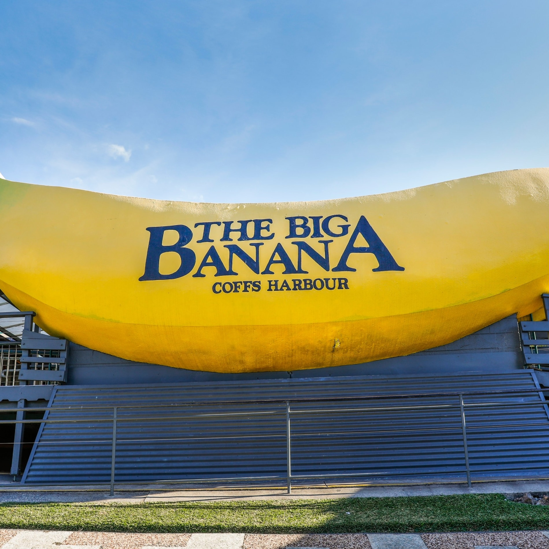 The Big Banana, Coffs Harbour, NSW © Destination NSW