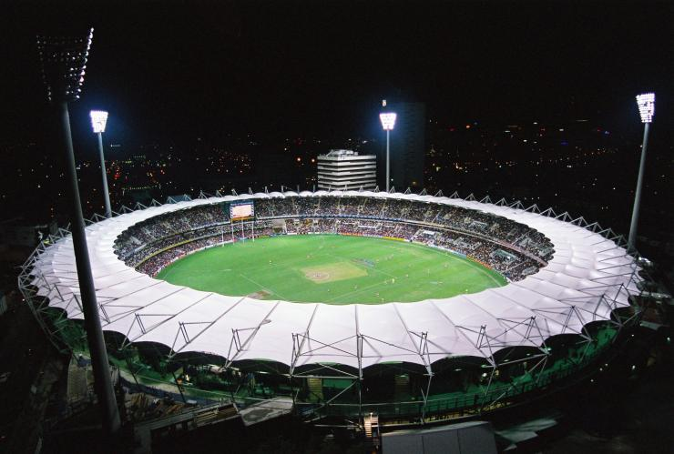 The Gabba, Brisbane, QLD © Tourism and Events Queensland