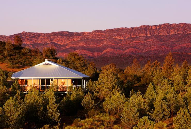 Rawnsley Park Eco Station, SA © Stephen Gray,  South Australian Tourism Commission