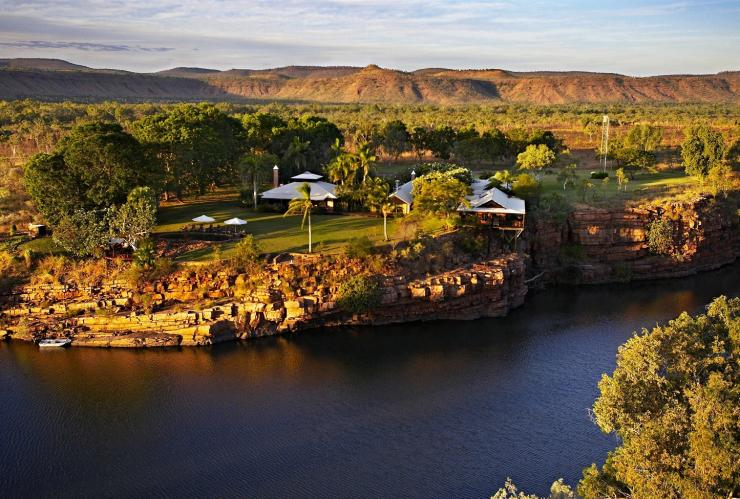 El Questro Homestead, the Kimberley, WA © El Questro