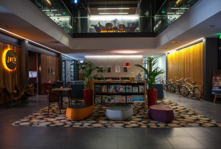 East Hotel, Canberra, ACT © VisitCanberra