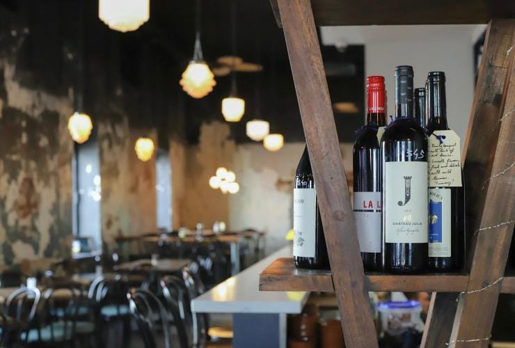 Stone House Wine Bar & Kitchen in Darwin © Stone House Wine Bar & Kitchen