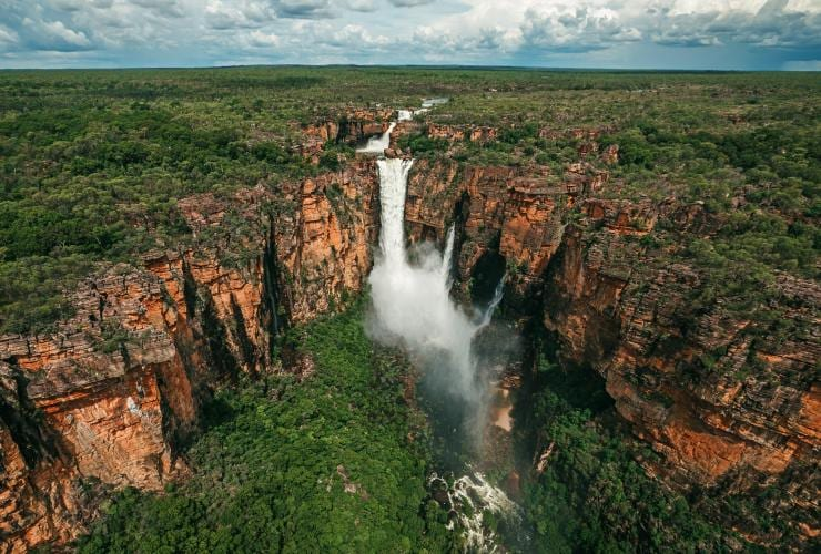 Jim Jim Falls, Kakadu National Park, NT © Jarrad Seng, all rights reserved