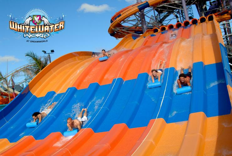 WhiteWater World, Gold Coast, QLD © Ardent Leisure