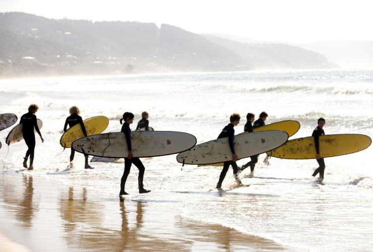 Lorne, Great Ocean Road, VIC © Rob Blackburn, Visit Victoria