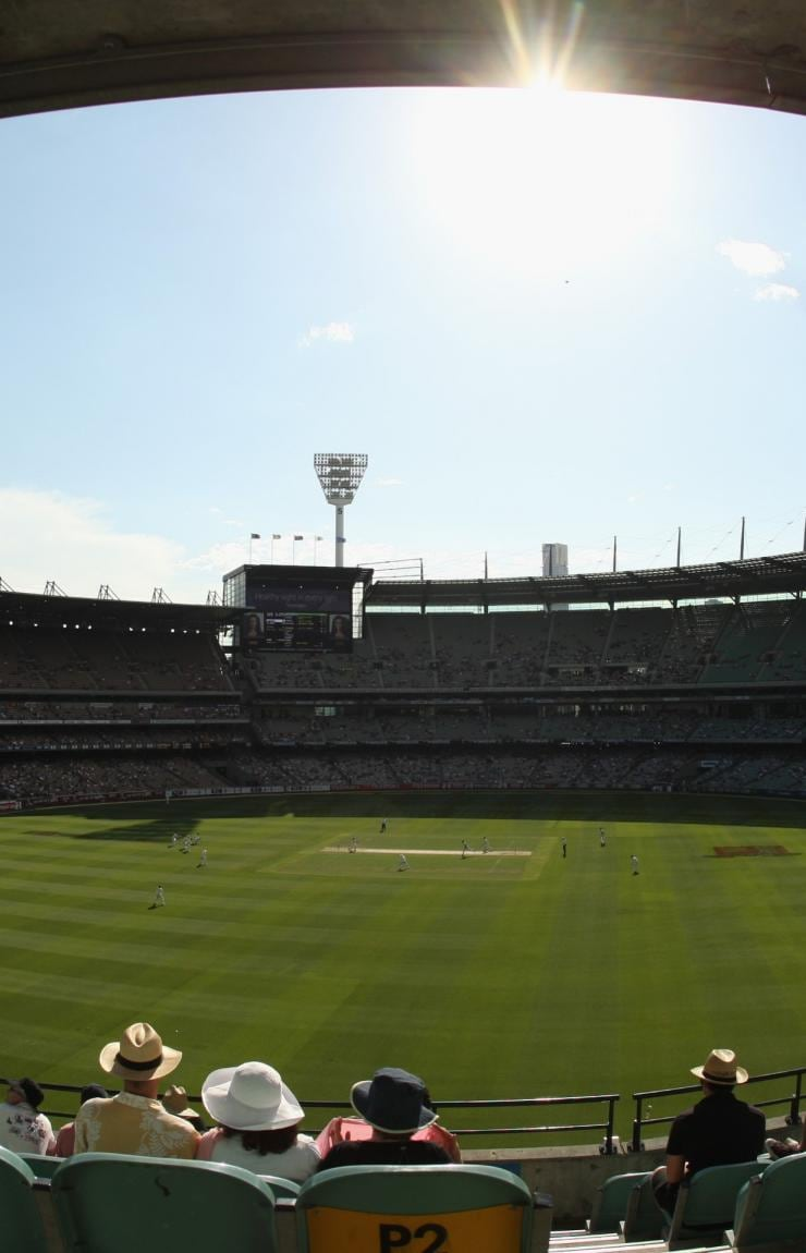 Melbourne Cricket Ground, Melbourne, VIC © Cricket Australia