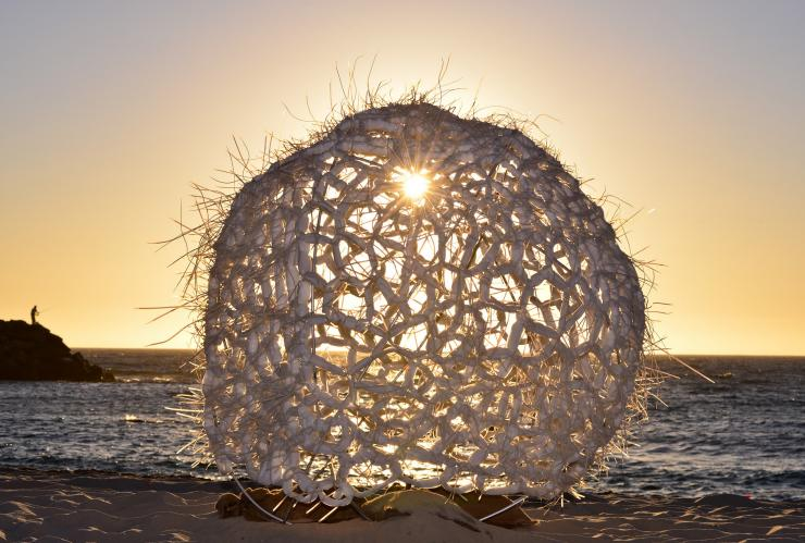 Sculpture by the Sea, Cottesloe Beach, Perth, WA © Tourism Western Australia