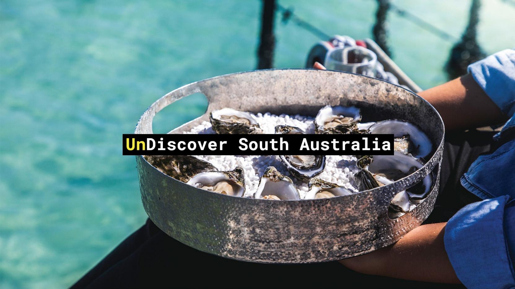 Coffin Bay Oysters, Coffin Bay, SA © SATC