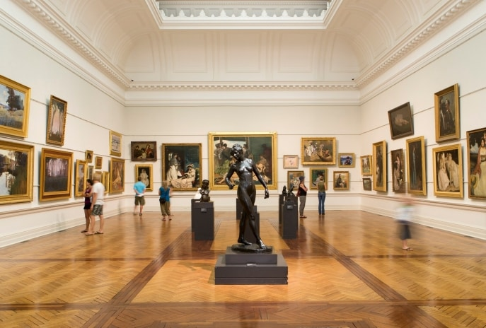 Art Gallery of New South Wales, Sydney, NSW © AGNSW