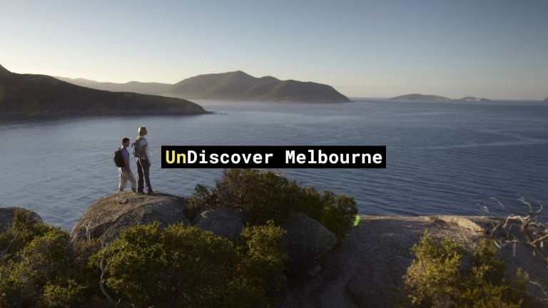 UnDiscover Victoria - Pillar Point, Wilsons Promontory National Park, VIC © Visit Victoria
