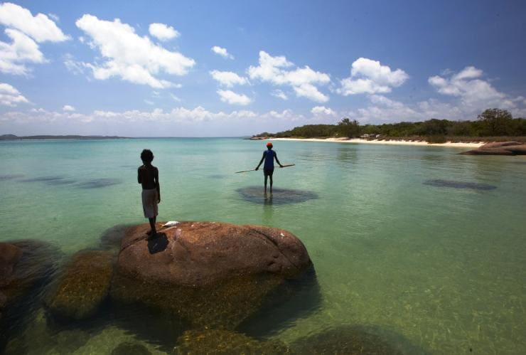 Venture North Safaris, Arnhem Land, NT © Tourism NT