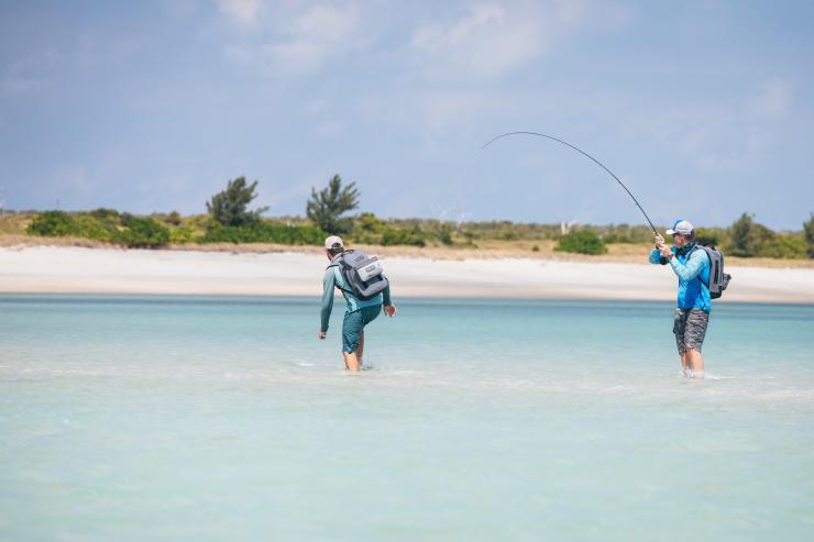 Waterline Charters, Wessel Islands, NT © Aussie Fly Fisher