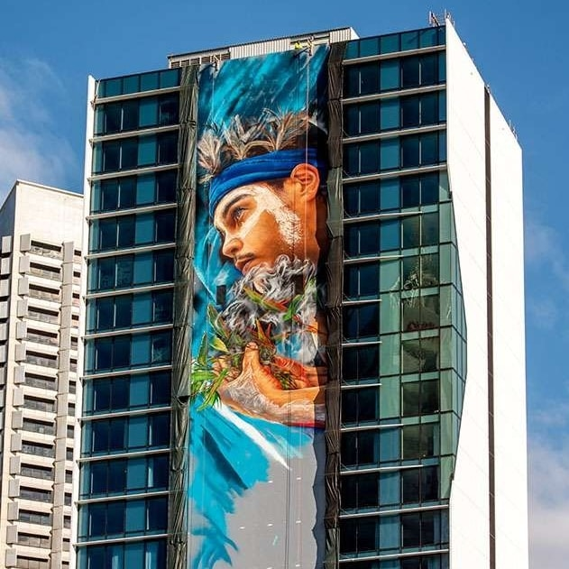 Exterior view of the Adnate Hotel in Perth © ASP