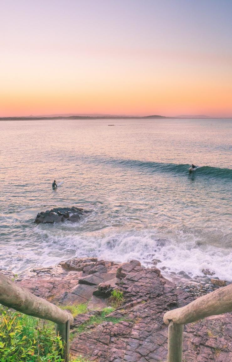 Noosa National Park, Noosa Heads, QLD © Tourism Australia