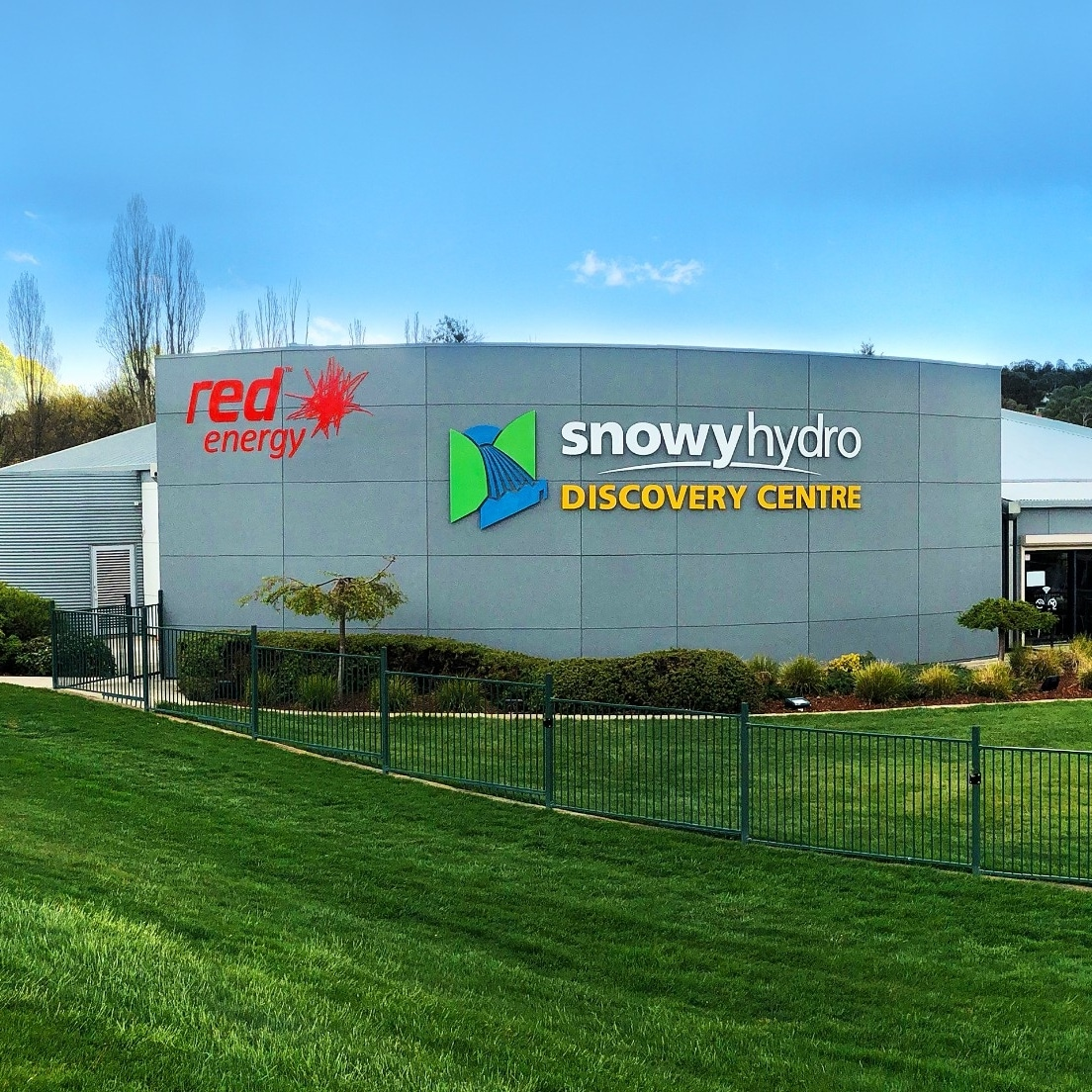 Snowy Hydro Discovery Centre in Cooma © Tourism Snowy Mountains