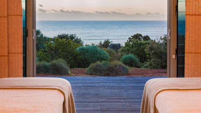 Injidup Spa Retreat, Yallingup, Margaret River region, Western Australia. © Injidup Spa Retreat