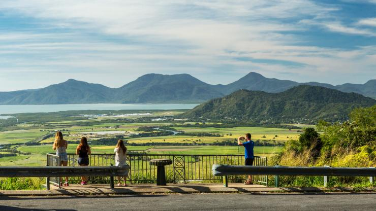 Views from Kuranda, Cairns, QLD © Tourism and Events Queensland