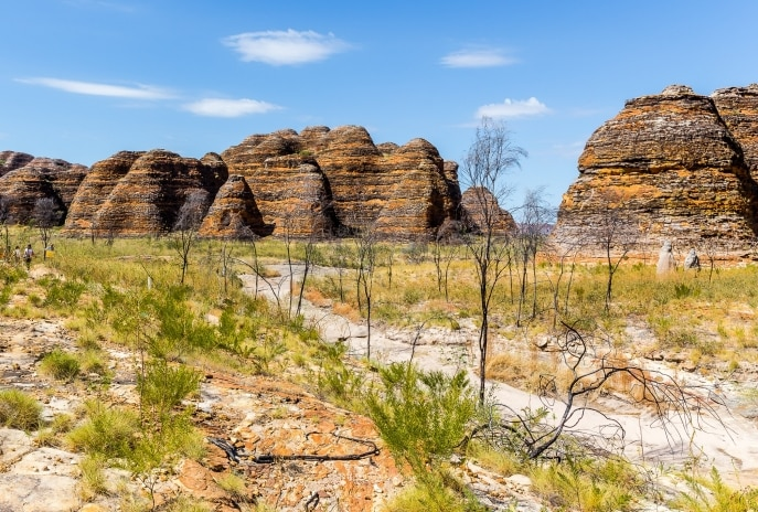 Bungle Bungles, Purnululu National Park, WA © Jewels Lynch Photography, Tourism Western Australia