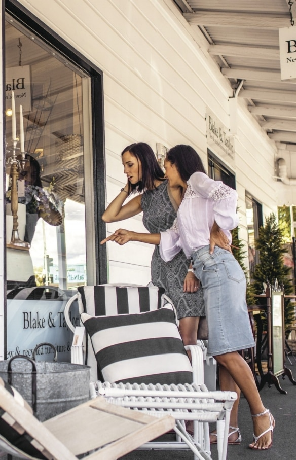 Shopping in Brisbane, QLD © Tourism and Events Queensland