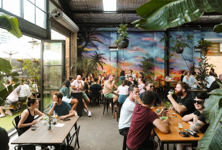 One Drop Brewing, Botany, Sydney, New South Wales © One Drop Brewing Co.