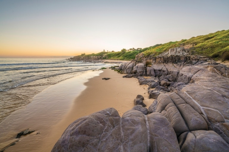 Merimbula Beach, Merimbula, New South Wales © Dee Kramer Photography