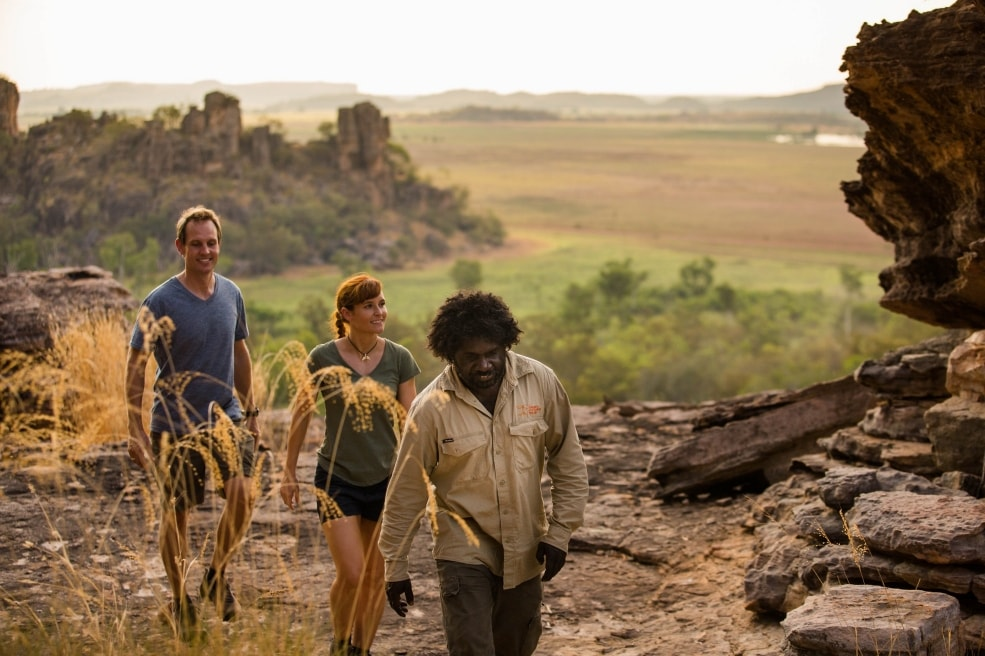 Indigenous experiences, Queensland © James Fisher / Tourism Australia