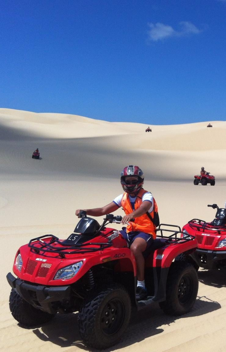 Sand Dune Adventures, Port Stephens, NSW © Sand Dune Adventures