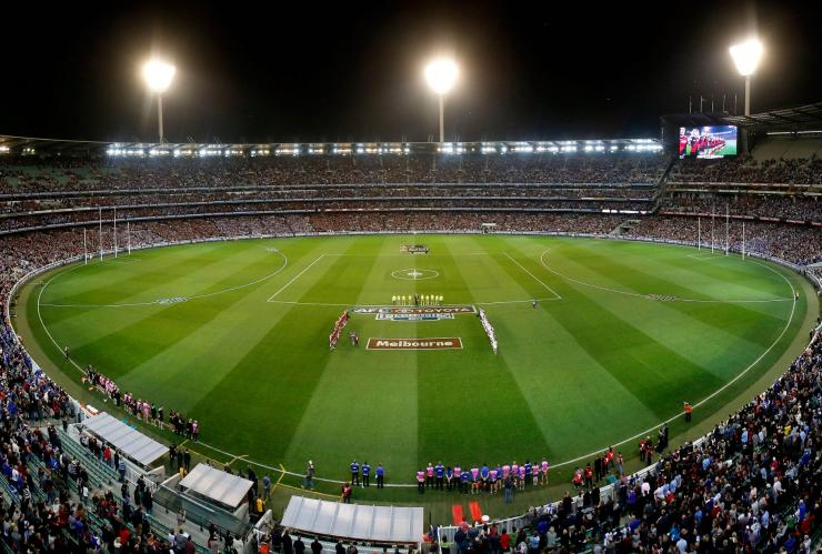 AFL Grand Final at the MCG © AFL Media