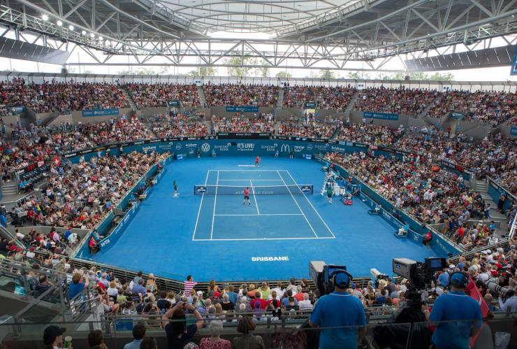 Brisbane International, Brisbane, QLD © Tennis Australia