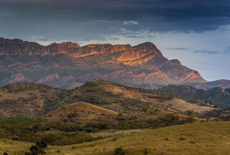 Arkaba Private Wildlife Conservancy, Flinders Ranges, SA © Arkaba Private Wildlife Conservancy