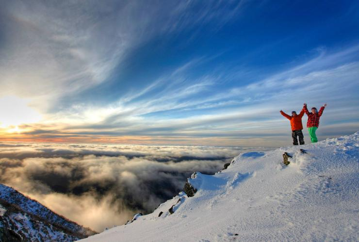 Mount Buller, VIC © Peter Dunphy