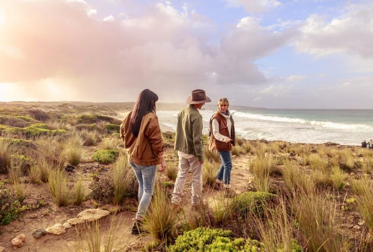 Kangaroo Island Wilderness Trail, Kangaroo Island, SA © South Australian Tourism Commission