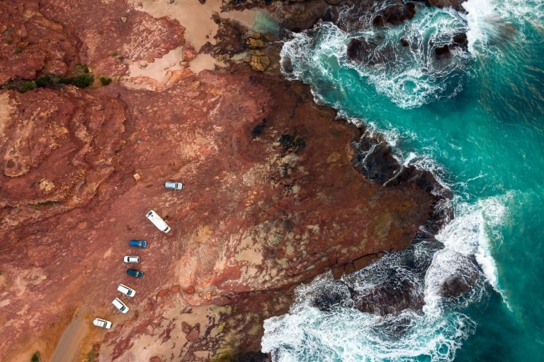 Red Bluff, Kalbarri National Park, Coral Coast, WA © Greg Snell