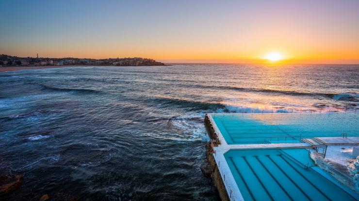 Bondi Icebergs, Bondi Beach, Sydney, NSW © Destination NSW