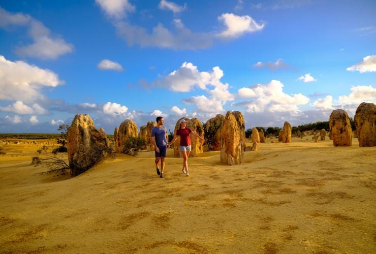 The Pinnacles, Nambung National Park, WA © Tourism Western Australia