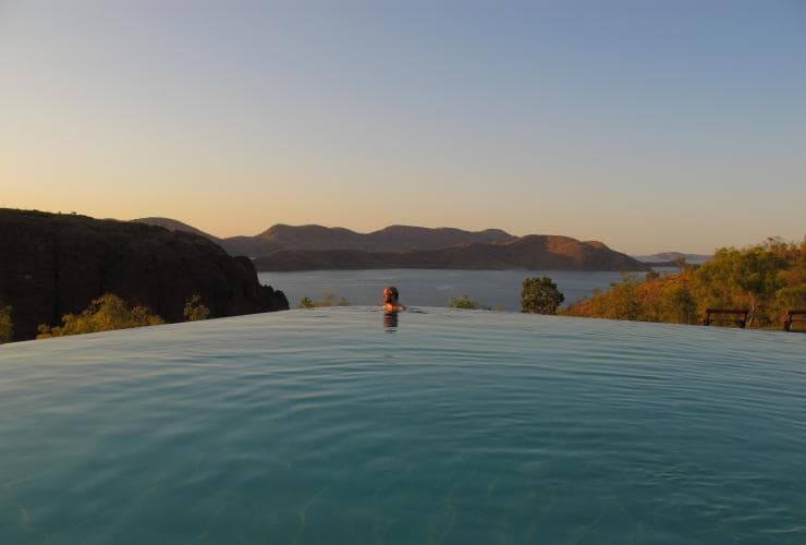 Lake Argyle Resort, East Kimberley, WA © Tourism Western Australia
