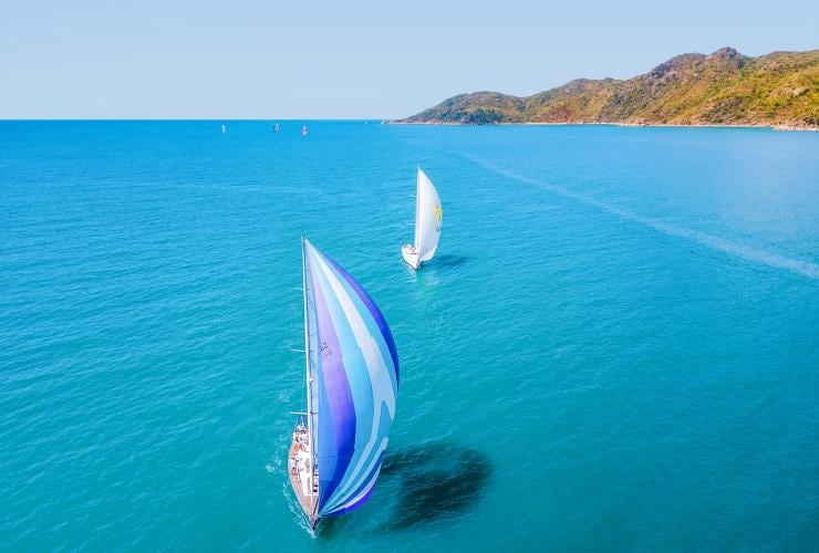 Magnetic Island Race Week, Magnetic Island, © QLD Townsville Enterprise