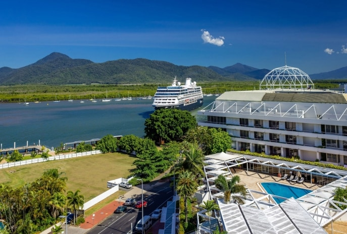 Pullman Reef Hotel Casino, Cairns, QLD. © Pullman Hotels