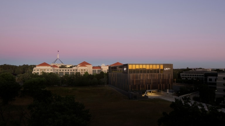 Little National Hotel, Canberra, ACT © Romello Pereira