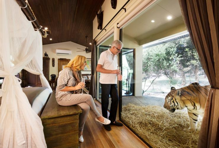 Jamala Wildlife Lodge, Canberra, ACT © Jamala Wildlife Lodge