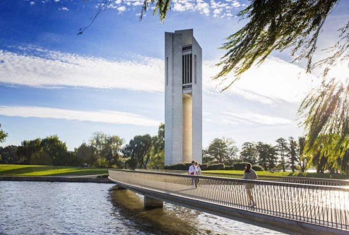 National Carillon, Canberra, ACT © Chris Holly, VisitCanberra