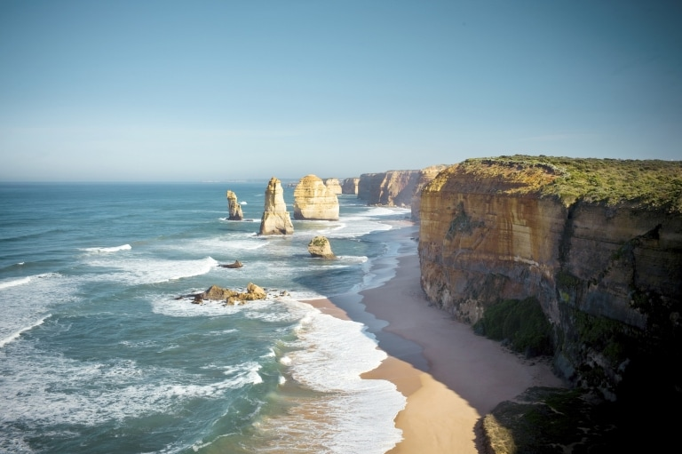 The Twelve Apostles, Port Campbell National Park, VIC © Visit Victoria