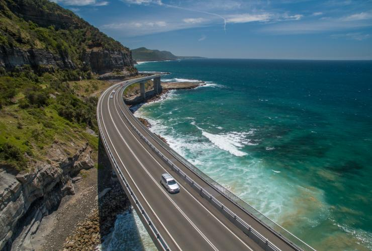 Sea Cliff Bridge, Clifton, NSW © Kramer Photography