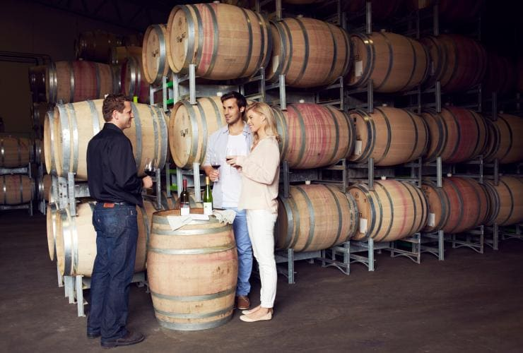 Leeuwin Estate Winery, Margaret River, WA © Hugh Stewart, Tourism Australia