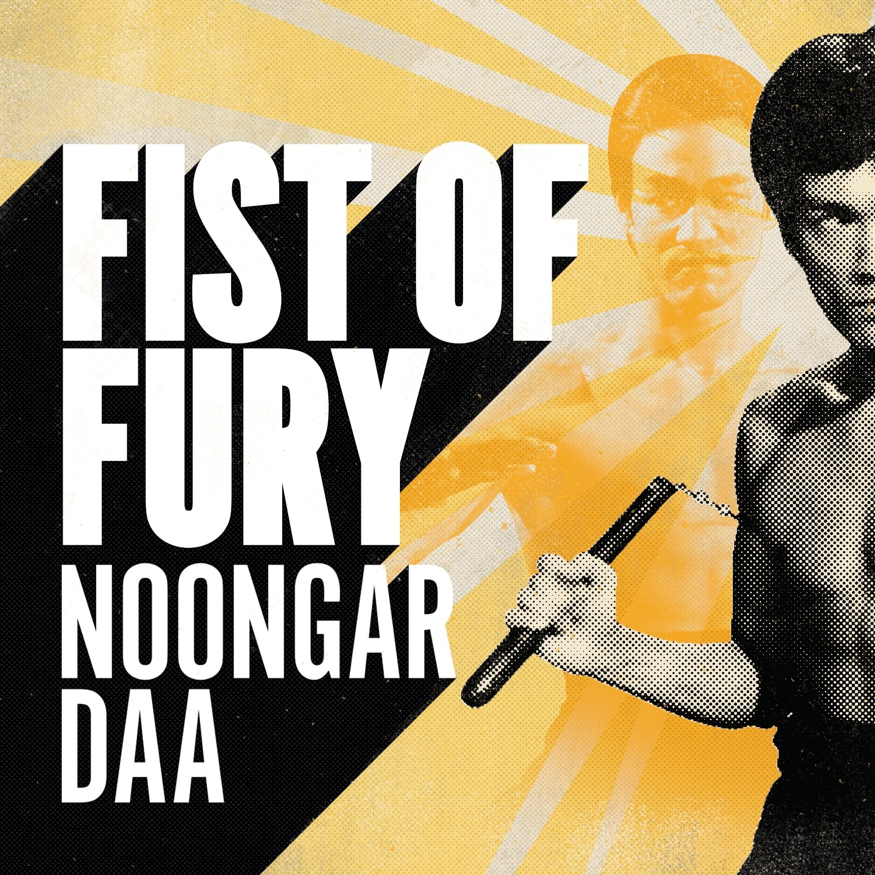 Fist of Fury movie poster © Perth Festival
