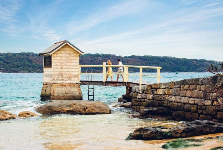 Camp Cove in Watsons Bay, Sydney © Destination NSW