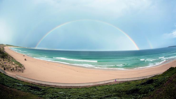 Cronulla Beach, Sydney, NSW. © Andrew Smith, Tourism Australia