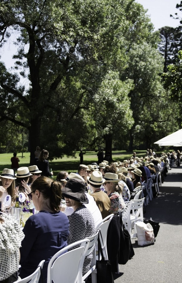 Melbourne Food and Wine Festival, Melbourne, VIC © Visit Victoria