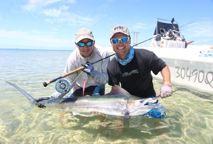 Hervey Bay Fly & Sportfishing, Hervey Bay, QLD © Hervey Bay Fly and Sportfishing